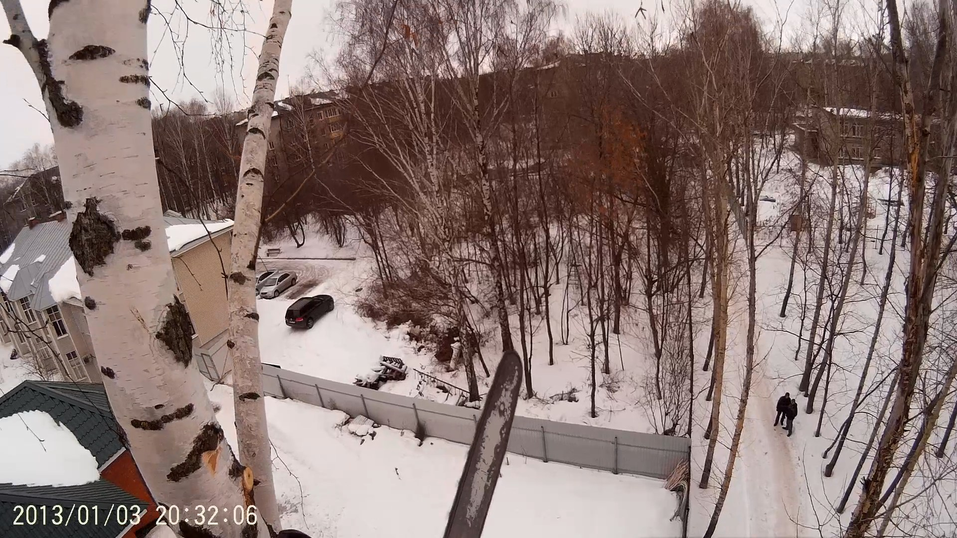 обрезка берез в Новоселках